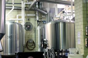 Beer Metal Tanks industry