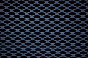flat Metal Grate, background
