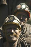 photo of two miners