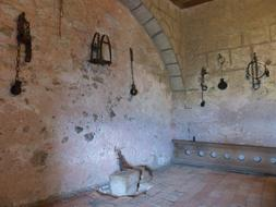 torture chamber of middle ages