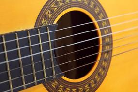 Acoustic Brown yellow