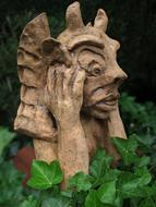 Mythical Creatures Sculpture stone