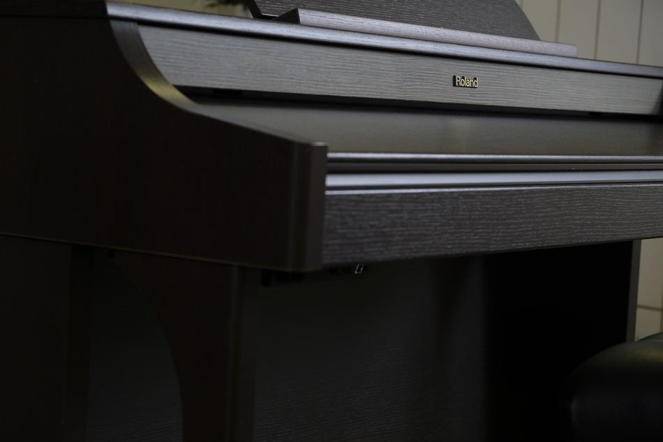 closed piano