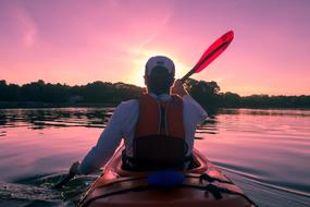 absolutely beautiful Canoing Lakes