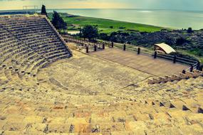 ourion Ancient Theatre