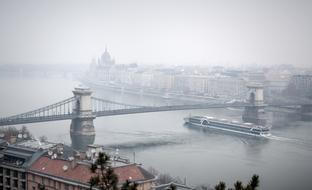 wonderful Danube River