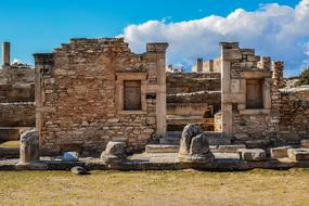 Cyprus Apollo Hylates ruins