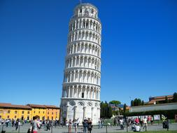 ravishing Pisa Leaning Tower