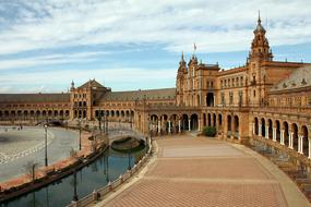 absolutely beautiful Plaza De Espana