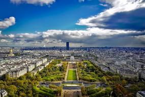 ravishing Paris City