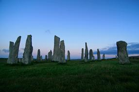 perfect Stone Circle Monument