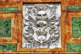 Coat Of Arms Art Old stone