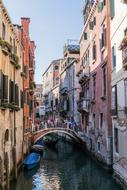 very beautiful Venice Canal