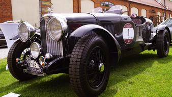 Bentley Sports Old car