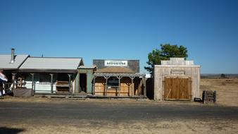 Ghost Town Shaniko