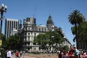 Buenos Aires Square