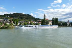 beautiful Danube Austria River