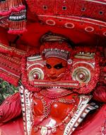 Theyyam Temple