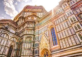 impressively beautiful Cathedral Florence