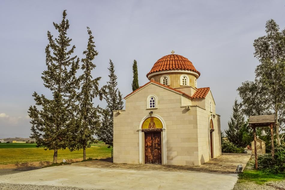 Greek Orthodox Church Ayios Eftichios