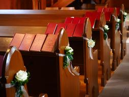 Pews Benches decor