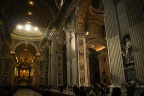 Vatican St Peter\'S Basilica Italy