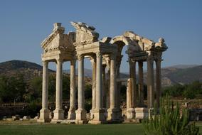 Aphrodisias Turkey Temple ruins