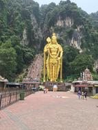 Batu Caves Buddhist Temple