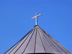 Christianity Cross Symbol roof