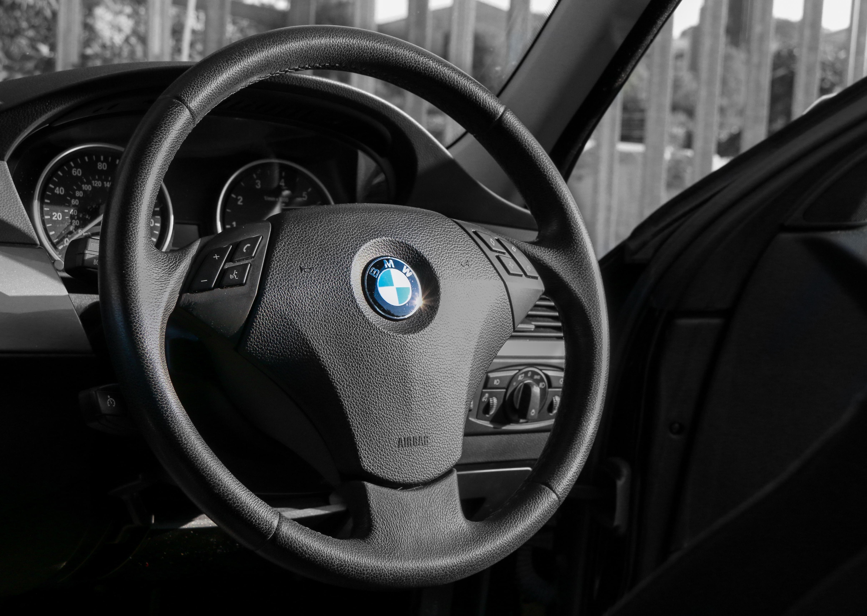 Bmw Steering Logo Free Image