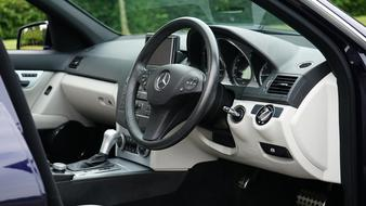 Car Steering Wheel mersedes