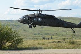 Uh60 Black Hawk Helicopter