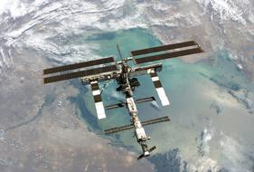 sky Space Station International