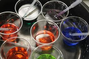 color Glass Color Science