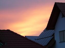 Gable Solar Cells