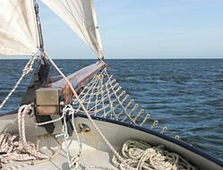 Sailing Vessel sea