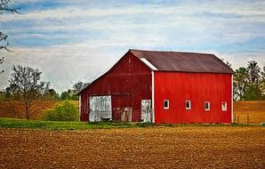 red Barn Rustic