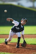 Baseball Pitcher Youth