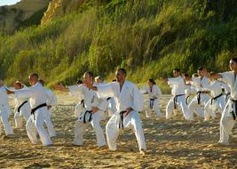 Beach Sports Karate men