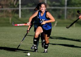 Field Hockey Game