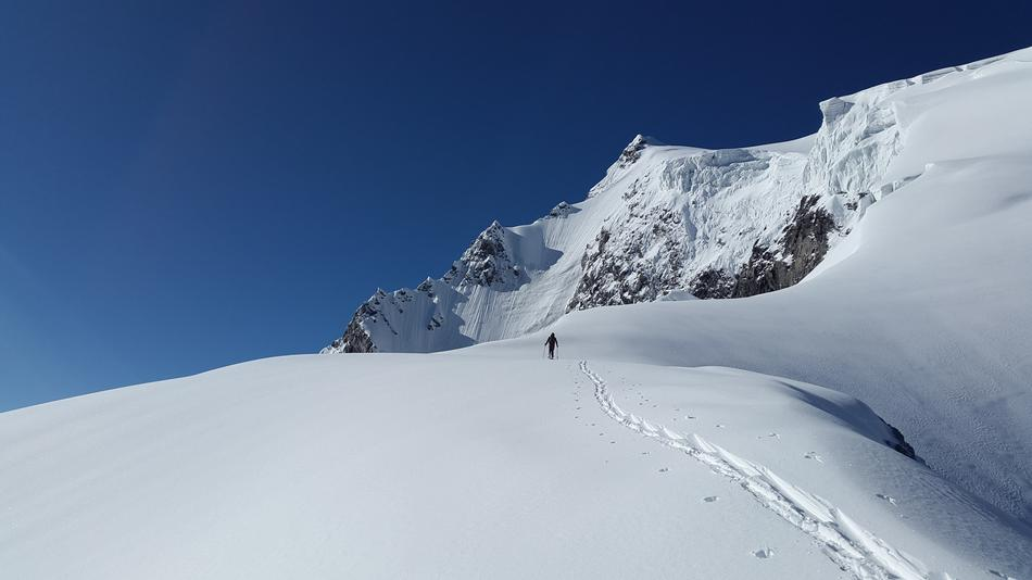 Ortler Backcountry Skiiing