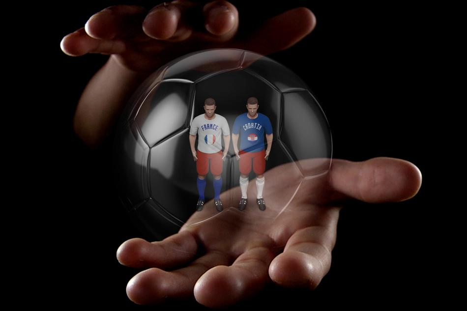 clipart of the football players in a ball