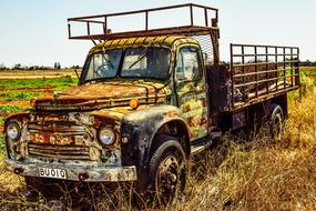 Old Truck Lorry