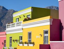 Bo-Kaap Homes Bokaap Cape Town