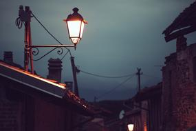 Light Street Night lamp