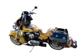 Motorcycle Vehicle Collector model