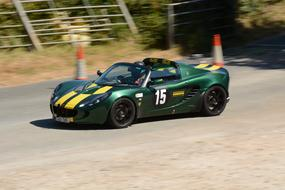 Lotus Green Race