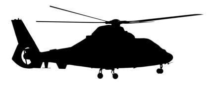 aircraft chopper flying drawing
