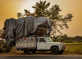 Truck India Country