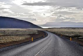 Road Panoramic Travel